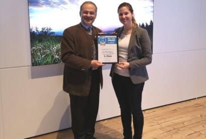 """""""Bike&Travel"""" Award Top-Platzierung für Fünf-Flüsse-Radweg"""