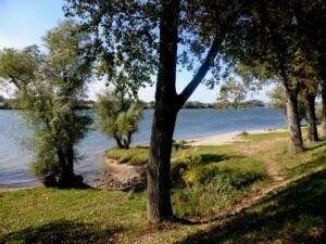 Donau-Panoramaweg bei Deggendorf