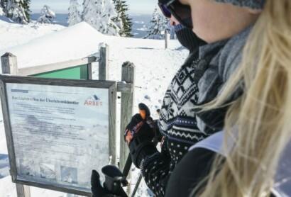 Interview mit Dr. Michael Braun: Wintertourismus im Bayerischen Wald