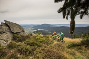 Mountainbike-Abenteuer Trans Bayerwald