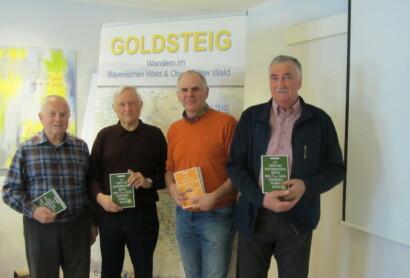Goldsteig-Wegepatentreffen 2019