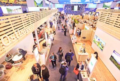 ITB 2019 – Fachkongress und Reisewelt