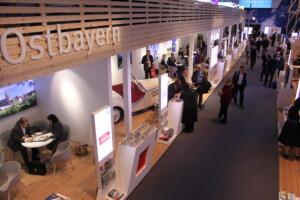 Ostbayern-Counter auf der ITB in Berlin