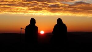 Gipfelerlebnis Sonnenaufgang am Großen Arber