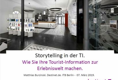 Storytelling in der Tourist-Info