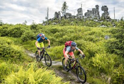 Trans Bayerwald – Das Mountainbike-Abenteuer im Bayerischen Wald