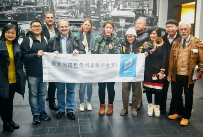 Chinesischer Reisemarkt