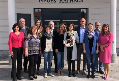 Tourist Information Deggendorf: Karin Achatz geht – Kristina Riedl kommt