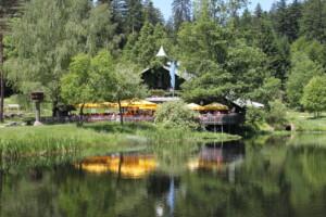 Schwellhäusl im Bayerischen Wald