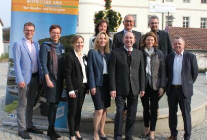 11. Tourismustag Bayerischer Jura mit Staatsminister Hubert Aiwanger