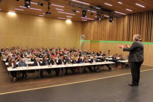 Impulsreferat Dr. Markus Reimer beim 11. Tourismustag Bayerischer wald