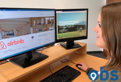 airbnb ist neuer Vertriebspartner der OBS