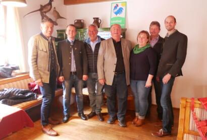 Jahreshauptversammlung Urlaub auf dem Bauernhof Bayerischer Wald