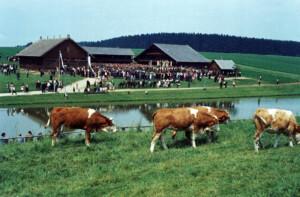 Rückblick: Einweihung des Museums Massing auf dem Schustereinödhof vor 50 Jahren