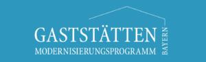 Gaststättenmodernisierungsprogramm des Bayerischen Staatsministeriums für Wirtschaft, Landesentwicklung und Energie