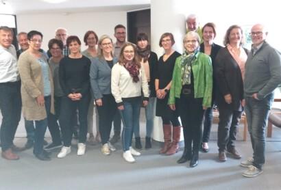Arbeitskreissitzung Bayerischer Wald tagte in Deggendorf
