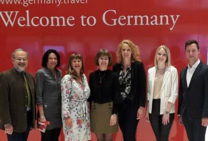 Erfolgreicher Germany Travel Mart