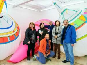 Italiensche Pressegruppe zu Besuch in den Oberpfälzer Städten
