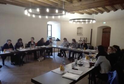 """1. Workshop """"Leitbild für den Oberpfälzer Wald"""""""