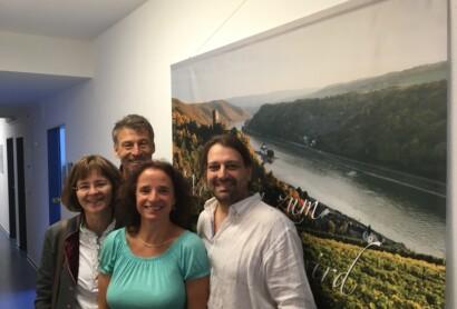 Stippvisite bei Rheinland-Pfalz Tourismus