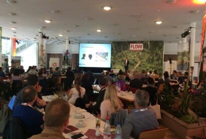 Trans Bayerwald Thema zum 5. Mountainbiketourismusforum in Bad Orb