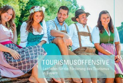 Leitfaden zur Förderung im Tourismus