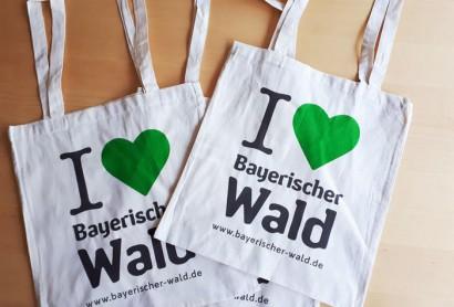 Die Stofftaschen Bayerischer Wald