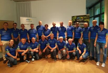 Trans Bayerwald: Neue Internetseite und Wegepatentreffen