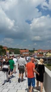 Ausländische Gäste in Ostbayern