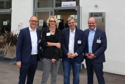 Tourismus 2030 – Bundeskompetenzzentrum Tourismus tagt in Regensburg