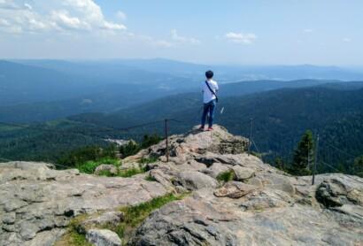 Koreanischer Reisejournalist in Regensburg und im Bayerischen Wald