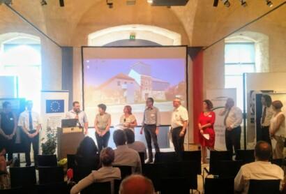 Goldsteig bei Regionalkonferenz Oberpfalz/ Bezirk Pilsen vorgestellt
