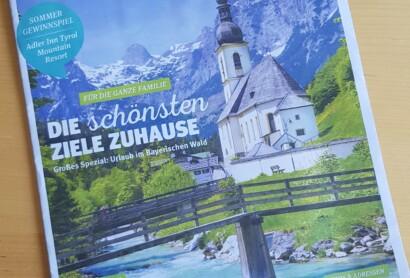 Bayerische Wald Special in der BILD Heimaturlaub