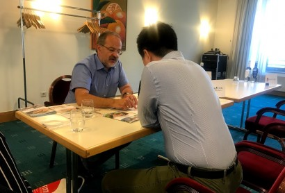 "Workshop ""Asian Connection"" unter der Leitung der byTM in Nürnberg"