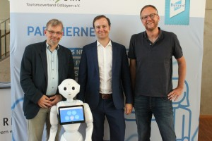 """Referenten der Fachkonferenz """"Tourismus digital"""""""