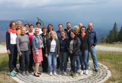 PR-Workshop Bayerischer Wald