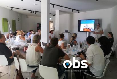 """OBS informiert Touristiker aus Tirschenreuth: """"Der Weg zu einem professionellen Online-Auftritt der Gastgeber"""""""