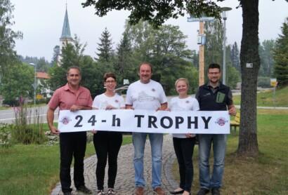 """Das Wanderhighlight 2020 – """"Biolectra 24h-Trophy"""" im Lamer Winkel  von 2. – 4. Oktober"""