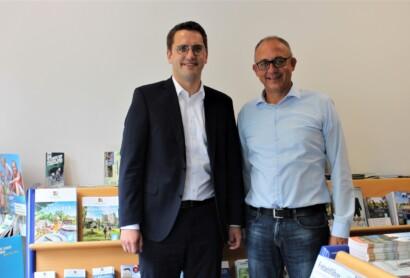 MdEP Christian Doleschal zu Gast beim TVO