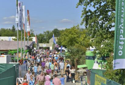 """Ostbayerns """"Weltausstellung"""": Ostbayernschau in Straubing vom 10.-18. August"""