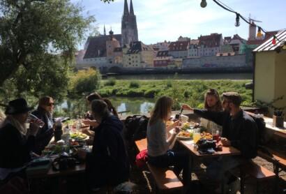 """Bloggerreise """"Auf den Spuren der Römer"""" entlang der Straße der Kaiser und Könige"""