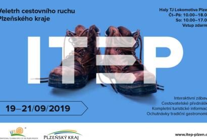 Der Goldsteig auf der Messe ITEP in Pilsen