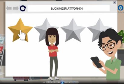 OBS: Neues Lernvideo zum Thema Bewertungen