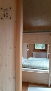 Zimmer 10 im Falkensteinschutzhaus