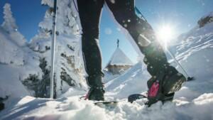 Großer Arber Schneeschuhwandern