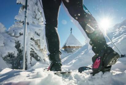 Wintererlebnisse zum Entschleunigen