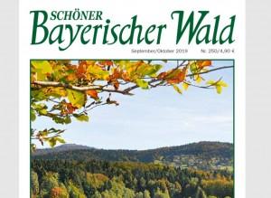 Die Zeitschrift Schöner Bayerischer Wald erhält Heimatpreis