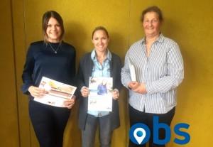 Die OBS informiert Gastgeber im Landratsamt Straubing-Bogen