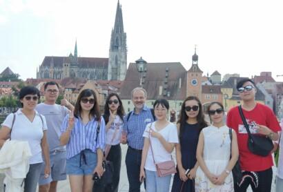 Chinesische Reiseveranstalter in Ostbayern