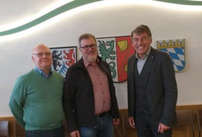 Infogespräche mit Bayerwald-Bürgermeister laufen an